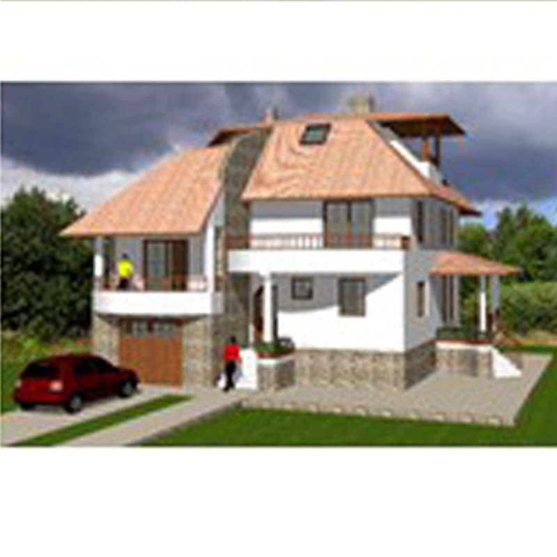 Поръчка Проектиране на еднофамилни и многофамилни жилищни сгради.