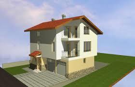 Поръчка Цялостно строителство на къщи