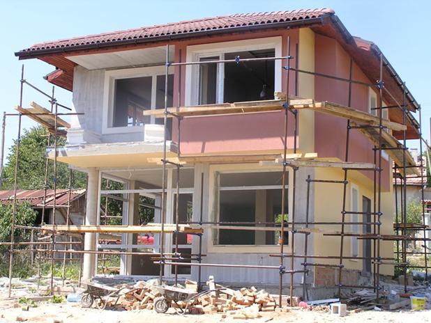 Поръчка Строителство от основи до ключ