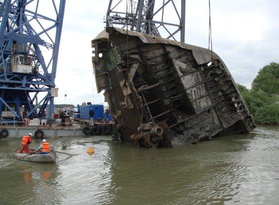 Поръчка Подводна работа