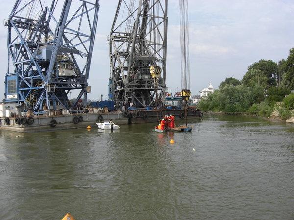 Поръчка Изваждане на потънали кораби