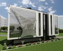 Поръчка Проектиране на офис сгради.