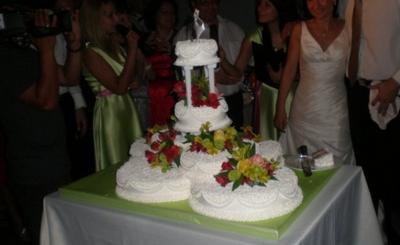 Поръчка Торта сватбена