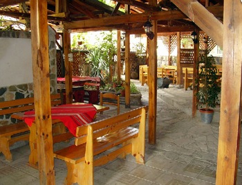 Поръчка Механа-градина