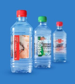 Поръчка Бутилиране на частни марки вода