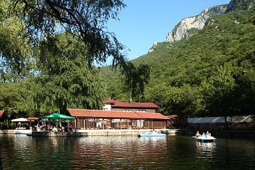 Поръчка Езеро