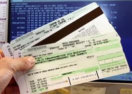 Поръчка Продажба на самолетни билети