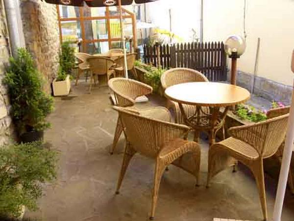 Поръчка Кафе градина