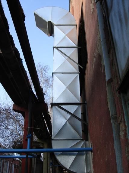 Поръчка Проектиране и монтаж на вентилационни системи