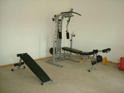 Поръчка Фитнес зала