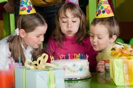 Поръчка Детски партита