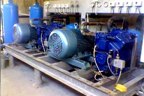 Поръчка Ремонт на промишлени компресори