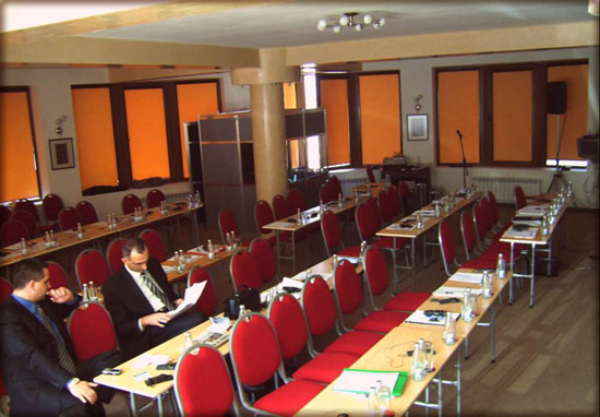 Поръчка Конферентна зала