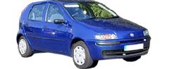 Автомобил под наем Фиат Пунто