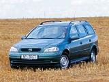 Автомобил под наем OPEL ASTRA COMBI 1.6