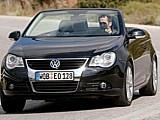 Автомобил под наем  VW EOS 2.0 FSI