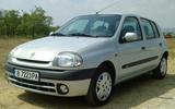 Автомобил под наем  RENAULT CLIO 1.4i - PETROL