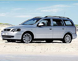 Автомобил под наем  OPEL ASTRA ESTATE 1.4 16V - PETROL
