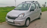 Автомобил под наем TOYOTA YARIS VERSO 1.3 - PETROL