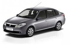 Автомобил под наем Renault Symbol