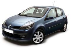Автомобил под наем  Renault Clio III