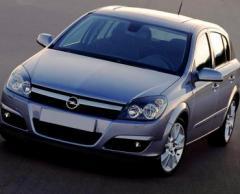 Кола под наем Opel Astra