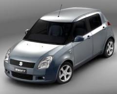 Кола под наем Suzuki Swift