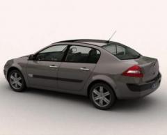 Кола под наем  Renault Megane