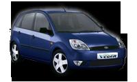 Кола под наем Ford Fiesta