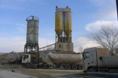 """Производство на бетонови смеси Бетонов възел """"Езерото"""""""