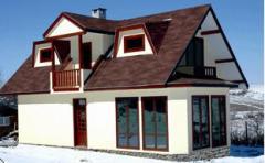 Строителство на двуетажни сглобяеми къщи