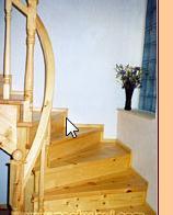 Изработване на стълби