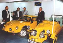 Възстановяване на ретроавтомобили