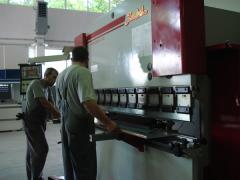 Производство на асансьори
