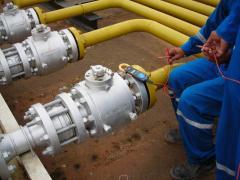 Надзор на газови съоръжения и инсталации