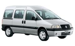 Кола под наем Fiat Scudo