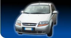 Автомобил под наем Chevrolet Kalos 1.4 A/C