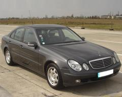 Автомобил под наем Mercedess Benz - E Class 2.2CDI