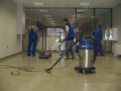 Генерално професионално почистване