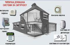 Инсталиране на домашна система за сигурност
