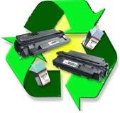 Рециклиране на тонер касети