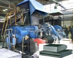 Производство на изделия от каучук