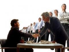 Услуги по търсене и подбор на персонал