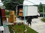 Транспортиране на мебели