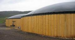 Изграждане на биогаз инсталации от EISENMANN