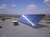 Доставка и монтаж на соларни инсталации за битова гореща вода