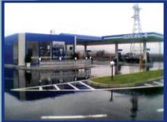 Монтаж на стационарни бензиностанции