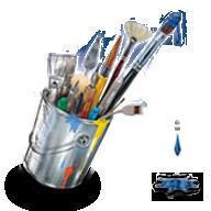 Графичен дизайн на рекламни материали