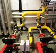 Оборудване за газифициране