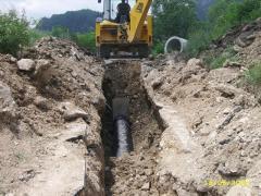 Строителство на водопроводни мрежи